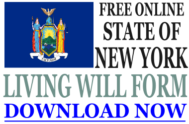 New York Living Will Form - What is a Living Will?