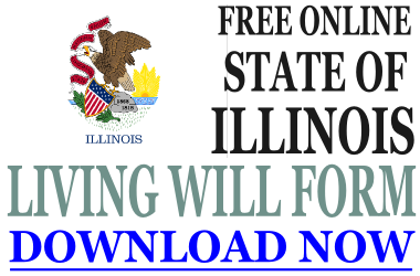 Illinois Living Will Form