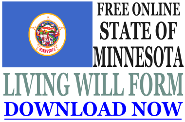picture about Free Printable Living Will Forms Washington State titled Minnesota Dwelling Will Variety - What is a Residing Will?